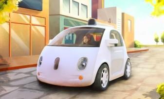 Google's newly designed Self-Driving Car Prototype (Design Concept)
