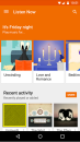 Android Version of Google Play Music