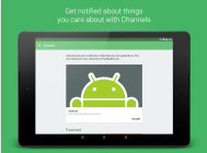 Pushbullet Channels