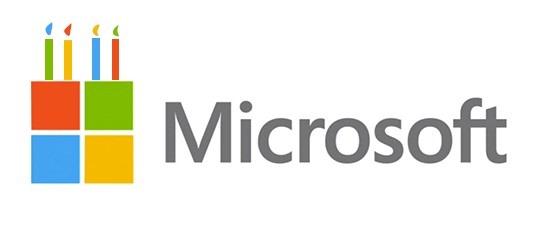 microsoft-birthday-logo