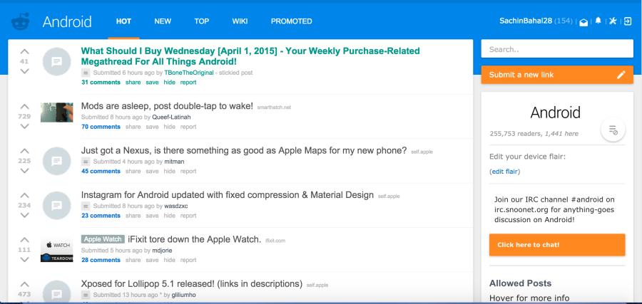 r/Apple for April Fools 2015