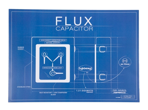 TruffleShuffle_com_Back_to_the_Future_Future_Technologies_Flux_Capacitor_Blueprint_14_99_hi_res