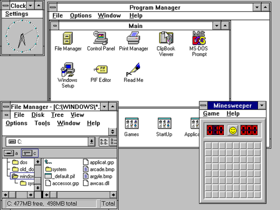 windows3.11.0