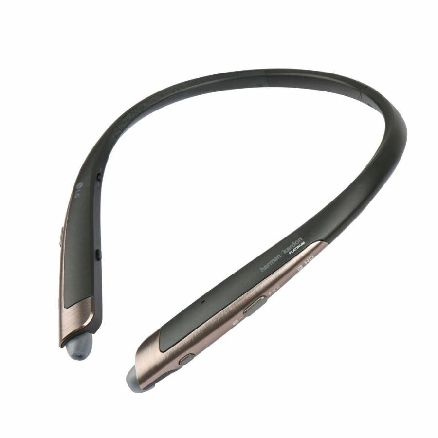 LG Tone Platinum earphones