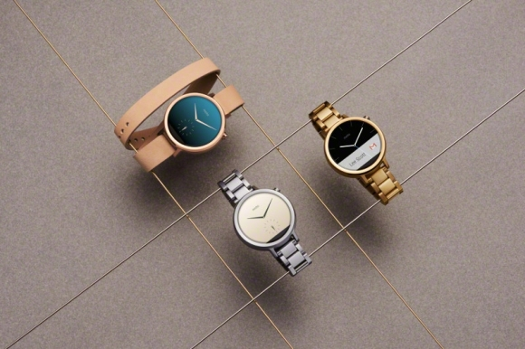 All the variations of the Moto 360 (2015) - Women's Version
