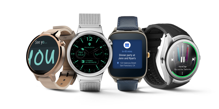 What Android Wear 2.0 will look like.