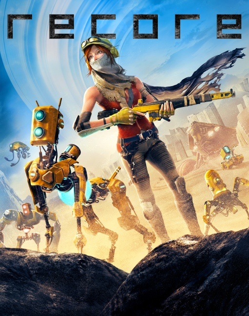 ReCore Vertical Key Art