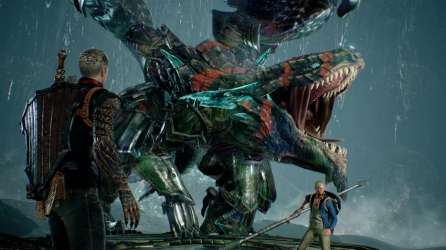 Scalebound Thuban Roar