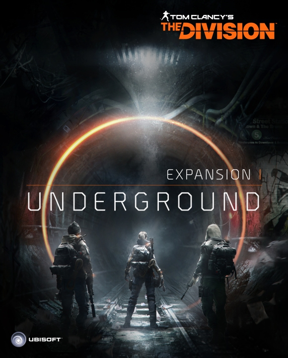 The Division: Underground Expansion Key Art
