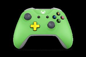 Xbox-Design-Lab_ElectricGreenAshGray_FrntTlt_RGB