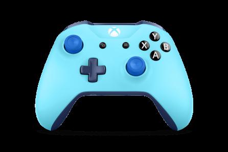 Xbox-Design-Lab_GlacierBlueMidnightBlue_FrntTlt_RGB