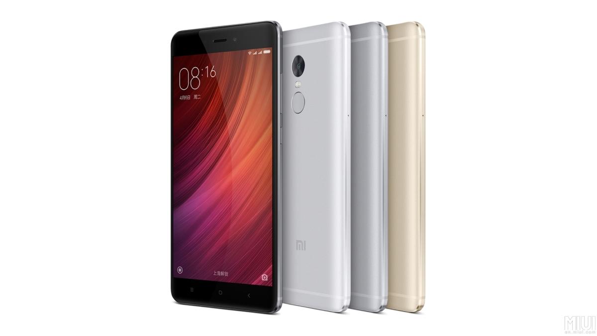 Xiaomi Redmi Note 4 Wallpaper: Xiaomi Announces The Redmi Note 4