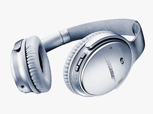 The Bose QC35 headphones.