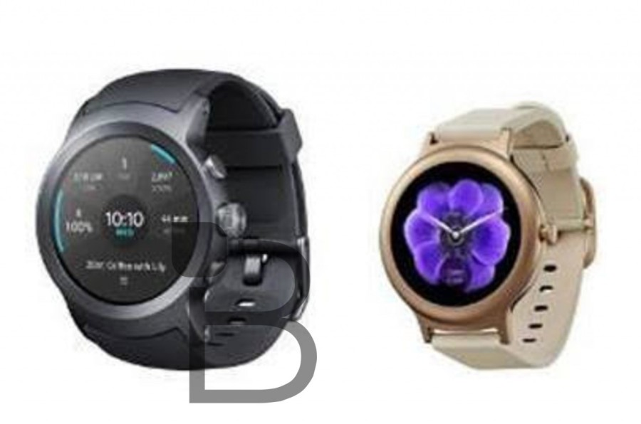 LG Sport (Left) and LG Style (Right) Source: TechnoBuffalo