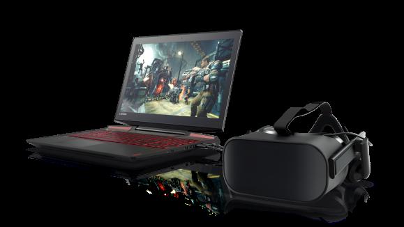 Lenovo Legion Y720 with Oculus Rift