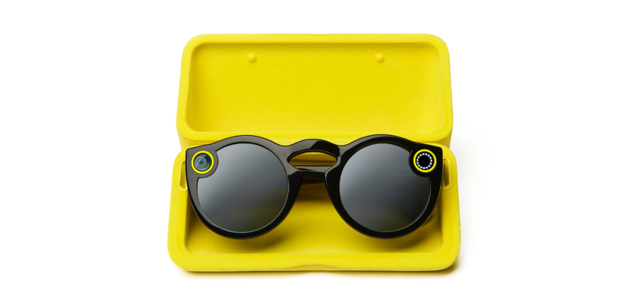 Spectacles by Snap.