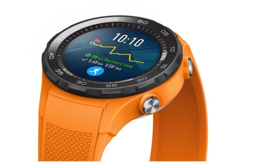 The standard Huawei Watch 2