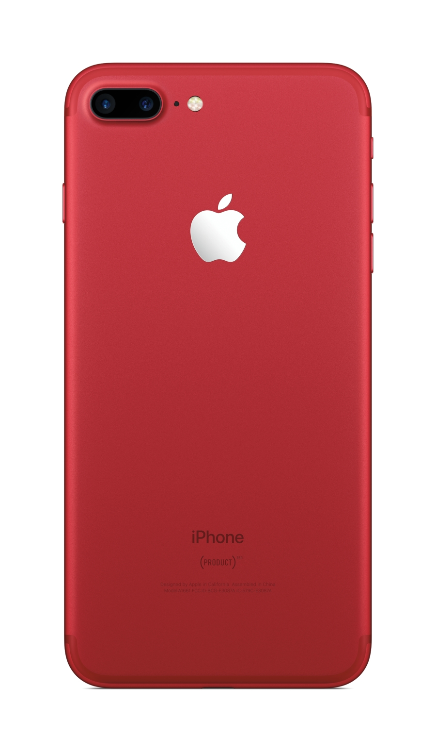 Apple announces iPhone 7 and 7 Plus (PRODUCT)RED Special ...