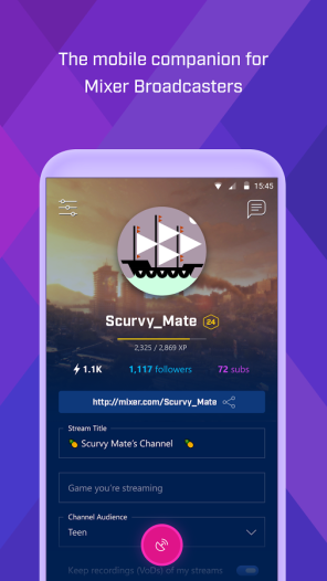 mixer-create-beta-android