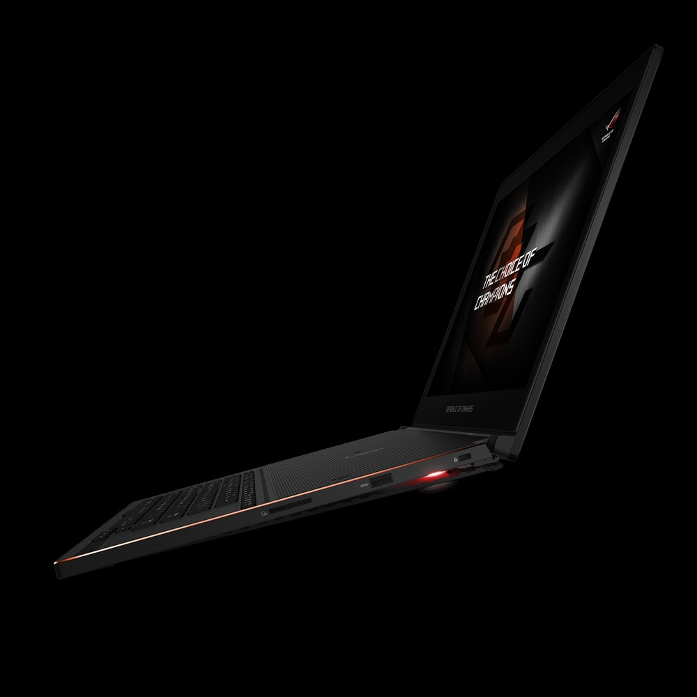 """Asus unveils the ROG Zephyrus, """"the world's thinnest"""