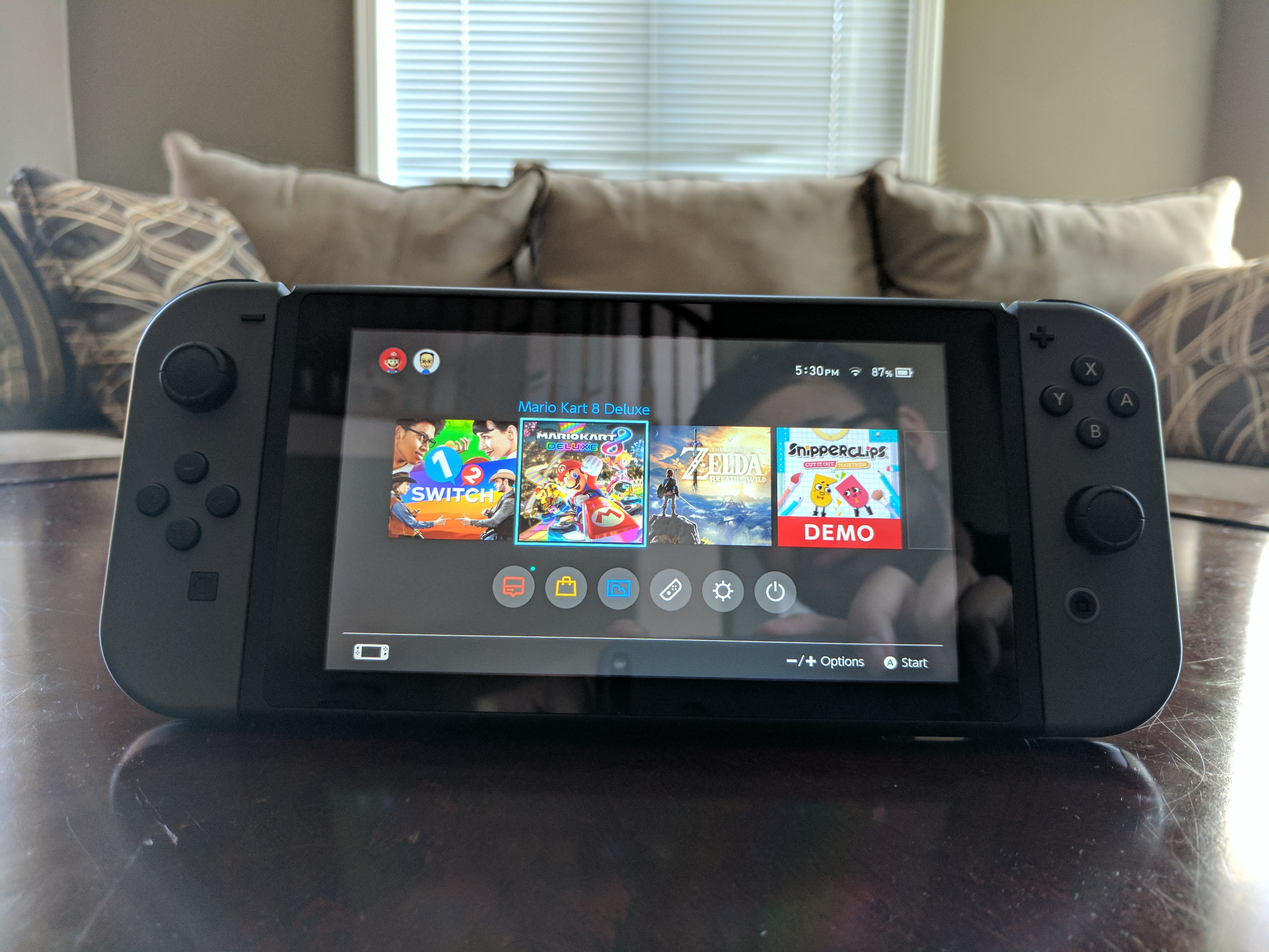 Nintendo Switch Review Thecanadiantechie Joycon Left Right Grey Overall I Had A Great Time With The Its Good System And Offers Unique Experience Compared To Xbox One Ps4 But As Of