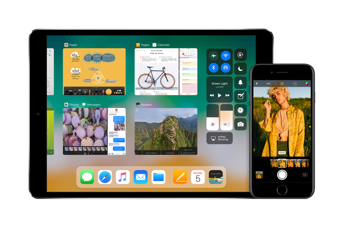 Ipad Pro 105 Review Apples Best Yet Thecanadiantechie 512gb New Gold Wifi Only A Files App Will Also Be Coming To Ios 11 For The It Allow Users Not Access On Their Device But Cloud Services Like Dropbox
