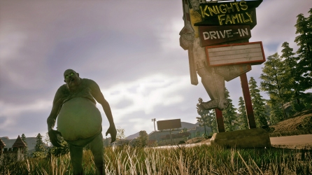 State of Decay 2 Drive-In