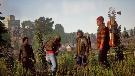 State of Decay 2 Field