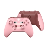 Xbox Controller Minecraft Pig Front Back