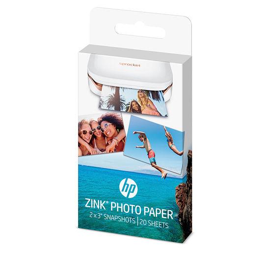 zink photo paper