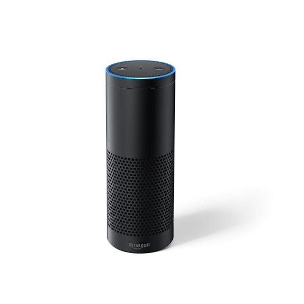 Echo Plus in black