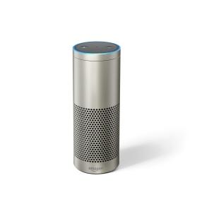 Echo Plus in silver