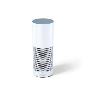 Echo Plus in white