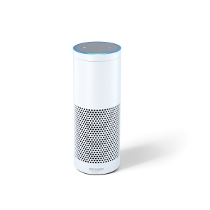 Echo Plus in white