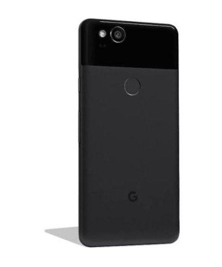 Pixel 2 in Just Black