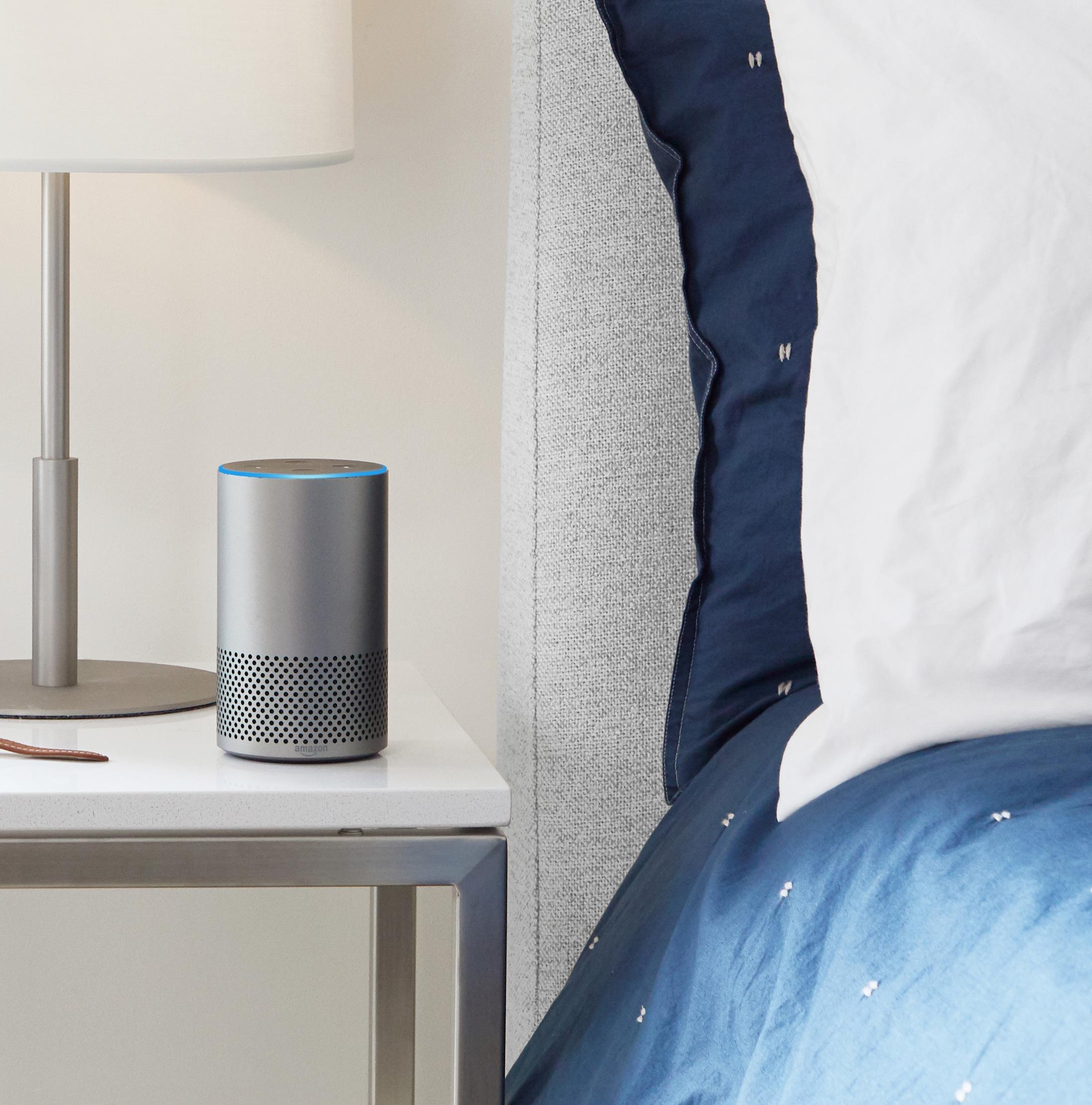 Amazon announces 2nd-gen Echo, Echo Plus, Echo Spot and new