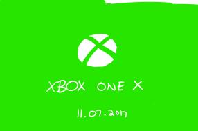 Xbox One X date