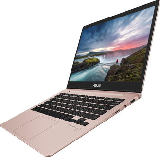 ASUS ZenBook 13_Rose Gold_Ultra thin