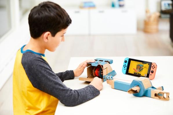 Nintendo Labo Toy-Con Fishing Rod-web