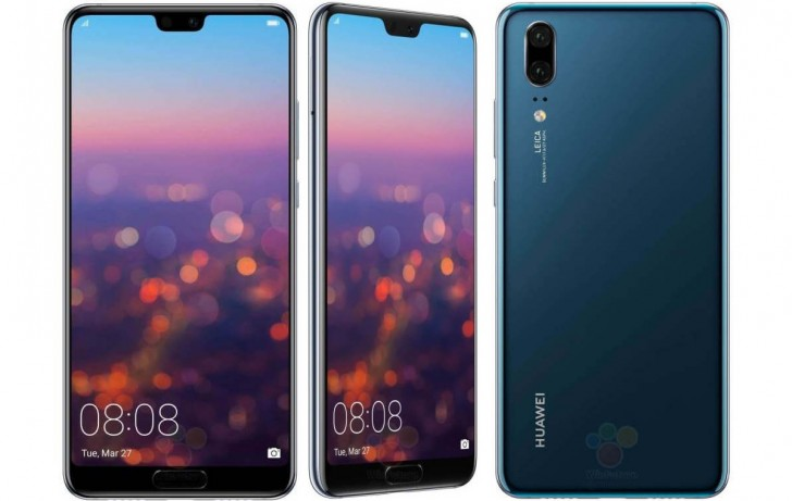 Huawei P20 Pro Wallpaper: Huawei Announces The P20 And P20 Pro