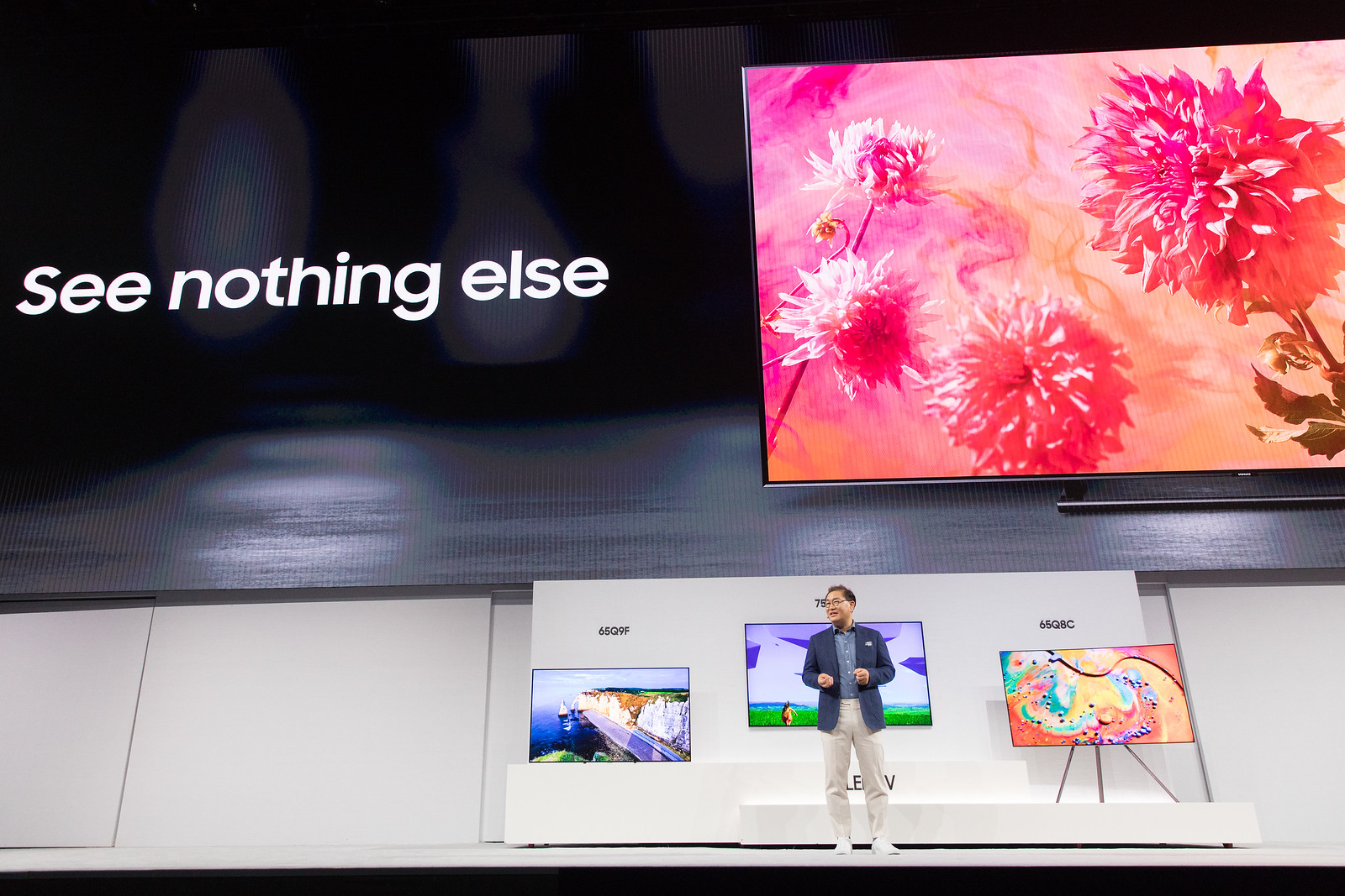 Samsung's 2018 TV Lineup Comes With Bixby, HDR10+ And More