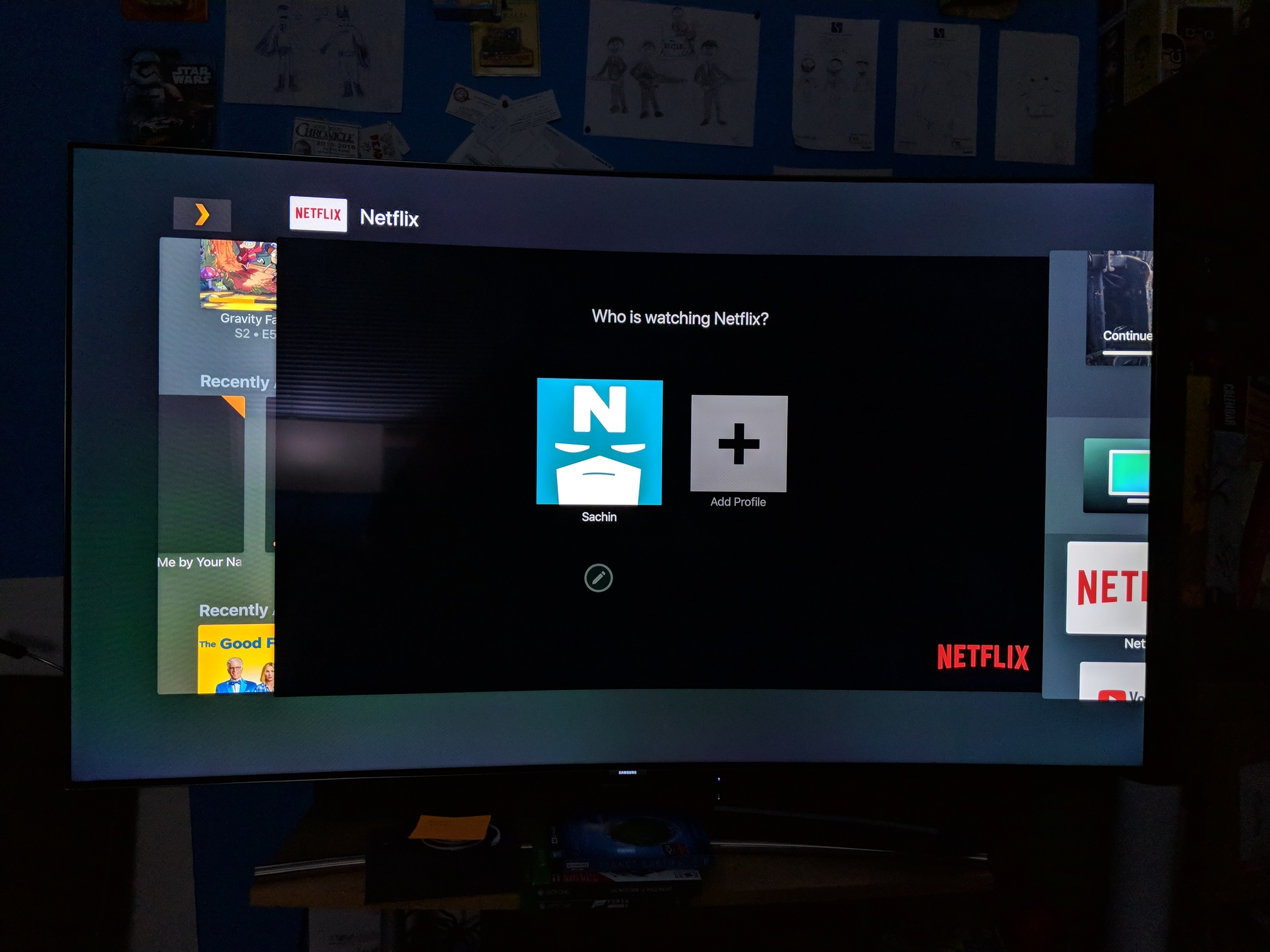 Apple tv 4k apps
