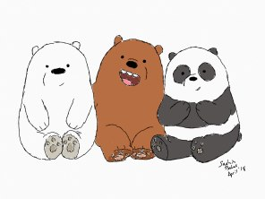 iPad_2018_review_We_Bare_Bears_sketch