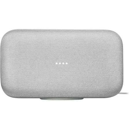Google Home Max in Chalk