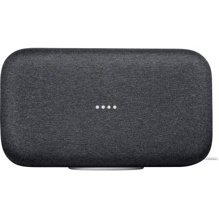 Google Home Max in Charcoal