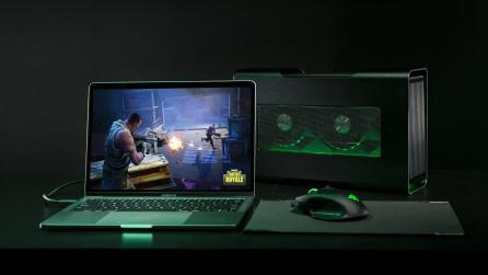 MacOS - Razer Core X - [2018] B - MacBook Pro