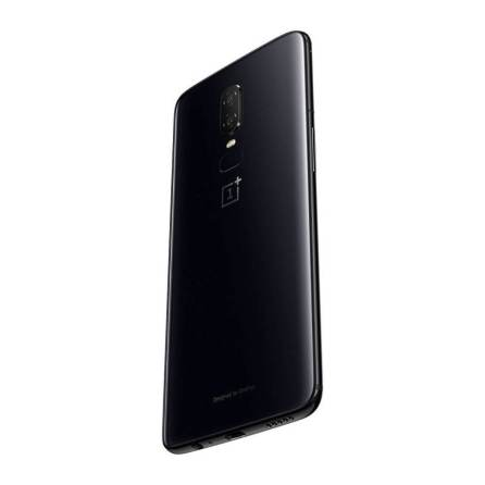 OnePlus 6 leak - Mirror Black