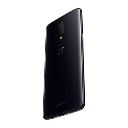 OnePlus 6 leak - Mirror Black