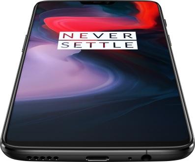 OnePlus 6 in Midnight Black
