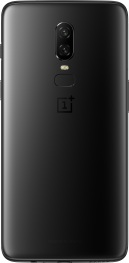 OnePlus 6 in Midnight Black